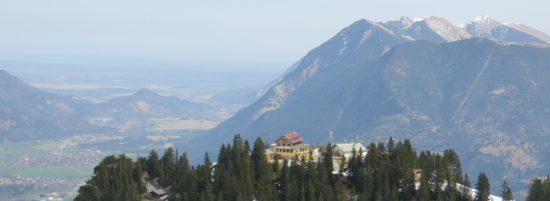 Von oben ist die Aussicht besser: Führungskräftetraining an der Zugspitze
